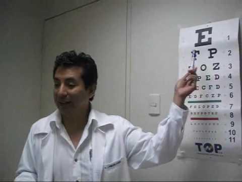 Exercițiile oculare îmbunătățesc astigmatismul vederii