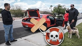 Wrecked Hellcat Investigation *What actually Happened?*