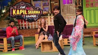 The Kapil Sharma Show  दी कपिल शर्मा शो–Himesh And Iulia Vantur In Kapils Show