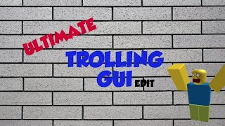 roblox ultimate trolling gui script flamingo - TH-Clip