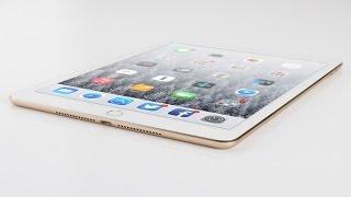Apple iPad Pro 9.7 UnBoxing - 32GB WiFi & Cellular LTE 4G Rose Gold - dooclip.me