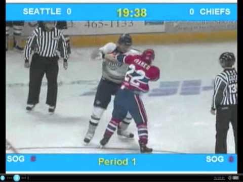 Darren Kramer vs. Mitch Elliot