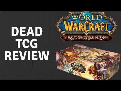 WORLD OF WARCRAFT TCG – A REAL CONTENDER