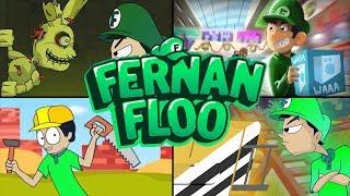 Todas las animaciones de YouTubers [Fernanfloo] | ElDogeGameplays .