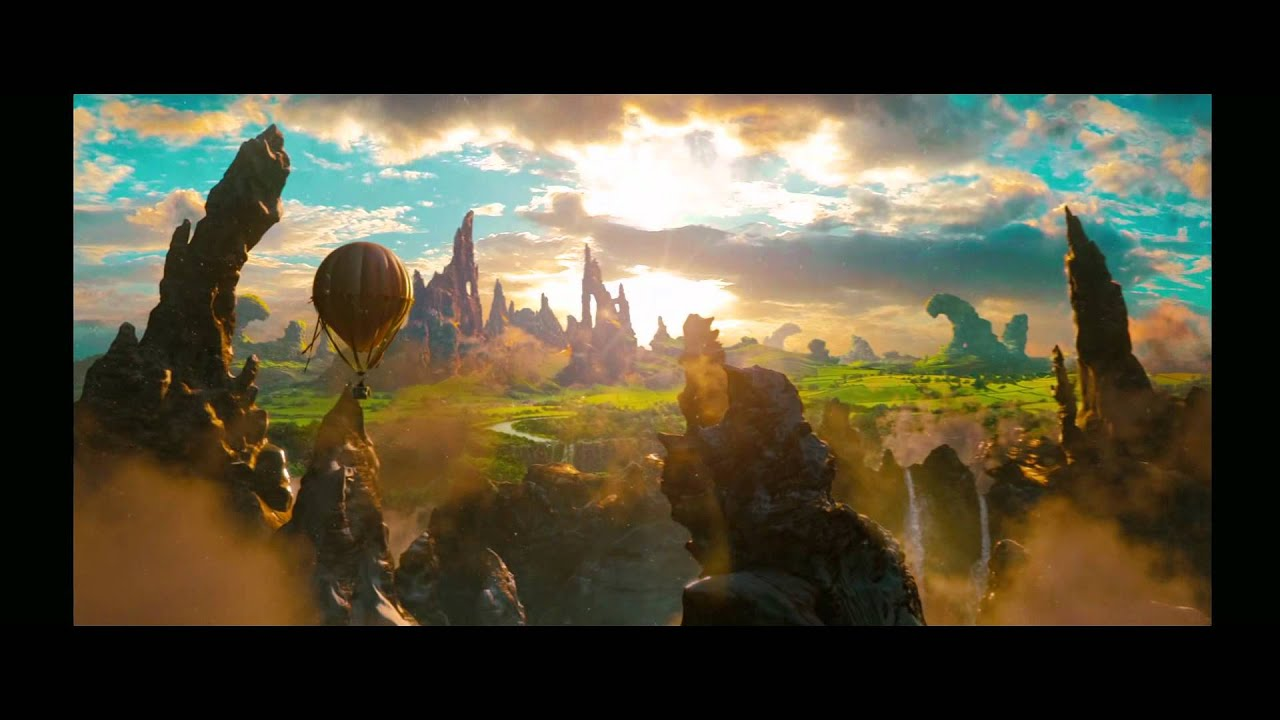Movie Trailer: Oz: The Great and Powerful (2013)