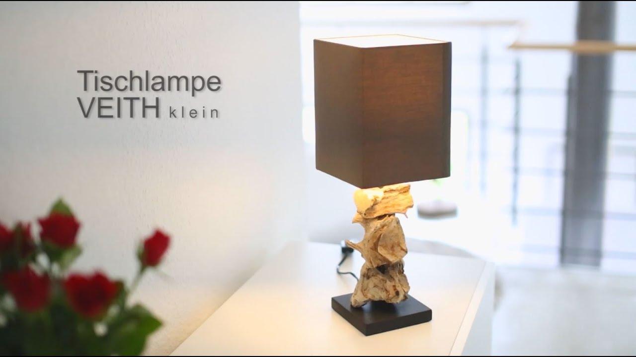 Video von: Tischlampe VEITH klein