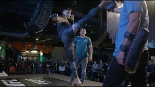 Fight Night Denver: Open Workout Highlights