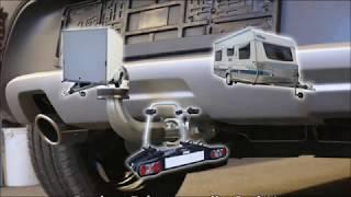 Anhängerkupplung Dacia Sandero Stepway abnehmbar 1153308