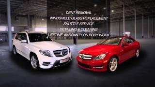Mercedes Benz Body Repair Shop in Los Angeles (818) 989-6028