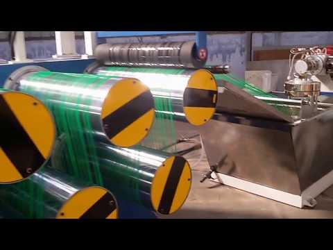 PP Dunline Filament Extrusion Plant