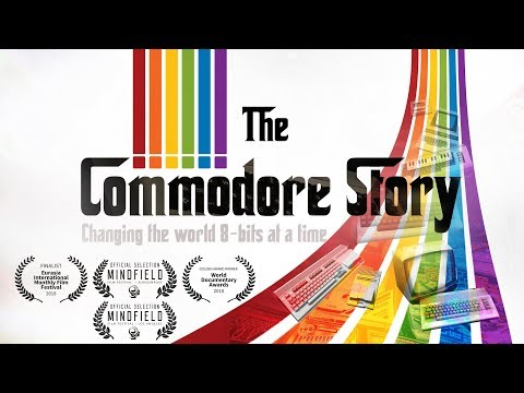 The Commodore Story (2018) - The Commodore Story of the PET Vic20 C64 and Amiga from engineers, games developers and how Commodore influenced the first 8-bit generation users