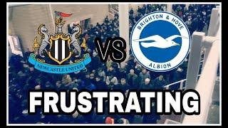 Match Day Experience   Newcastle United v Brighton