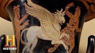 Ancient Aliens: Hybrid Creatures(Season 12, Episode 12) | History