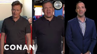 A Lesson In Implicit Bias  - CONAN on TBS - Video Youtube