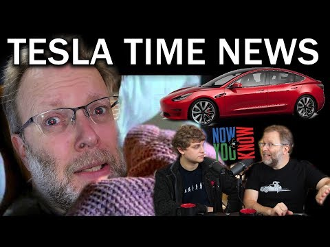 Download Tesla Time News - I See V9 People...?! HD Mp4 3GP Video and MP3