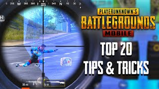Top 20 Tips & Tricks in PUBG Mobile | Ultimate Guide To Become a Pro #15