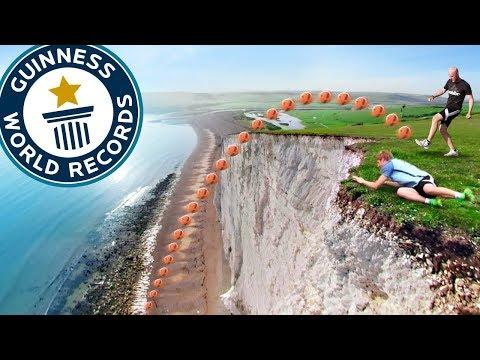 WORLDS HIGHEST CROSSBAR CHALLENGE *NEW RECORD*