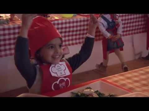 II Edición Little Chef Torrenova