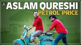 Aslam Qureshi And Petrol Price | Hyderabadi Comedy | Abdul Razzak | Golden Hyderabadiz