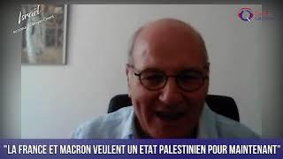 IMO#92 - La France et Macron veulent un Etat palestinien pour maintenant