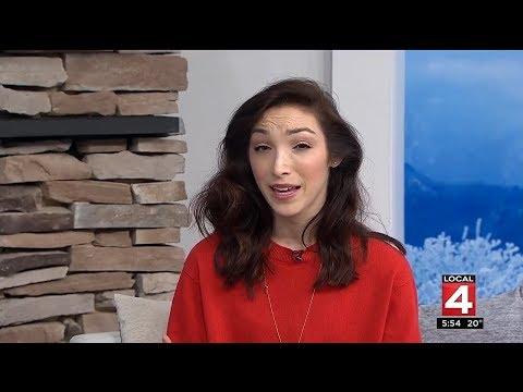 Meryl Davis Talks About Figure Skating at 2018 Winter Olympics | LIVE 2-8-18