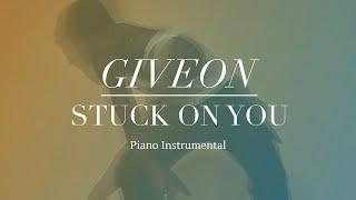 Giveon - Stuck On You Piano Instrumental (Karaoke & Lyrics)