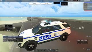 Roblox gameplay || NYC police sim #6 || Christmas Bank Robbery's! || CHRISTMAS SPECIAL!