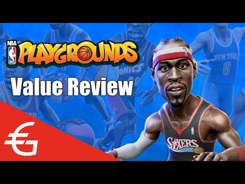 Value Review: NBA Playgrounds (Switch) video thumbnail