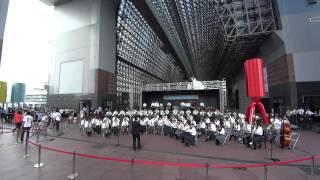 京都府立向陽高校・西乙訓高校 ♫「<b>もののけ姫セレクション</b>♬