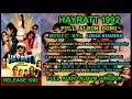 Hayratt 1992 Mp3 Song Full Album Jukebox 1st Time on Net Bollywood Hindi Movie Upload in 2021