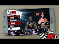 how to download wwe2k17 for android  new wwe superstar on wwe 2k15 game on androd with download Link