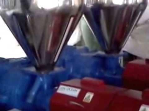 Plastic Blown Film Mono Layer Blown Film Plant