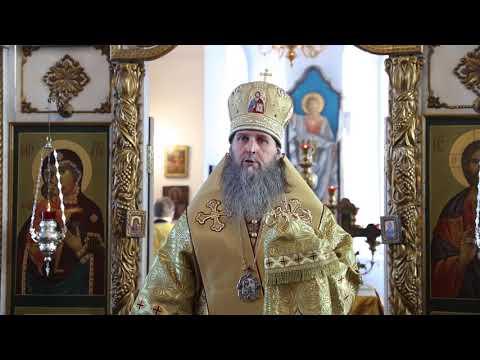 Митрополит Даниил вновь посетил старинный храм в селе Чернавском