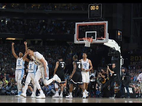 Gonzaga vs. North Carolina: Final Moments