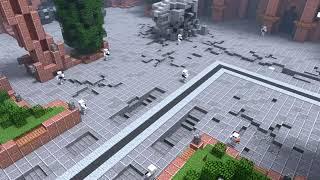 Minecraft galaxy wars