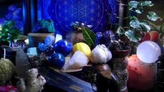 Using Essential Oils to Increase Your Frequency~Raise Vibrations~ Healing Crystals~