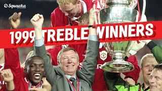 Manchester United 1999 Champions League: Treble Documentary W/Squawka