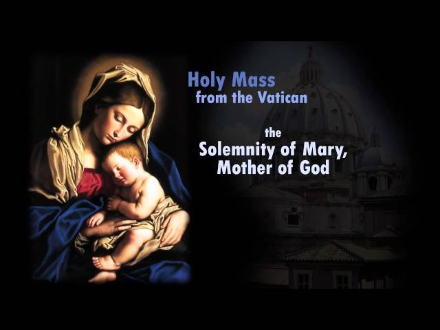 Mary, Mother of God | The CatholicTV Network