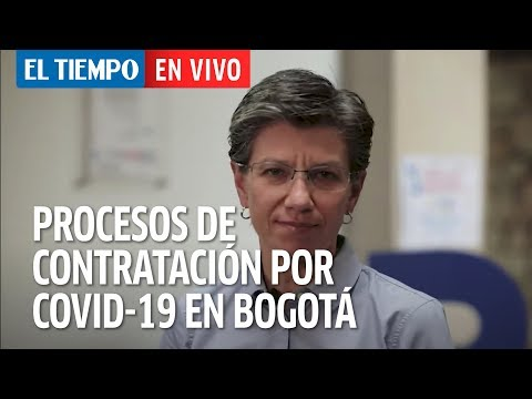 , title : 'El Tiempo En Vivo: Informe sobre acompañamiento preventivo a procesos de contratación por Covid-19'