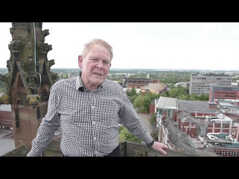 Visit the green spaces of Wolverhampton - with Chris Baines