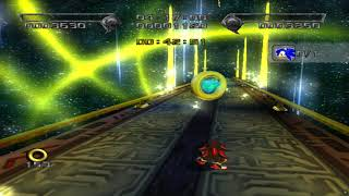 Shadow the Hedgehog - Space Gadget (Normal) [HD GAMEPLAY 1080p 60 FPS]