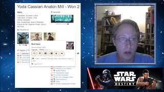 SW Destiny - Yoda Anakin Casian Mill - Won 2 SCS, and oh btw a version won Gen con