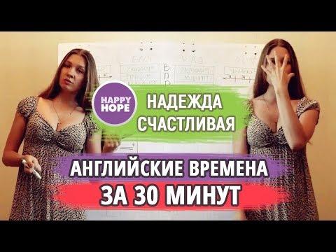 АНГЛИЙСКИЕ ВРЕМЕНА ЗА 30 МИНУТ -