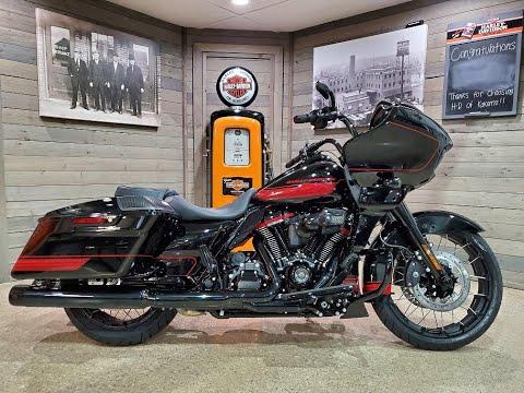 2021 Harley-Davidson CVO™ Road Glide® in Kokomo, Indiana - Video 1