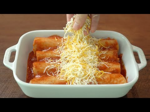 How to make Chicken Enchilada :: It's really delicious