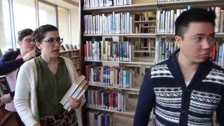 League of Librarians - 24 Hour Film Royal 2016 (5 Minute Version)
