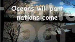 Oceans Will Part-Hillsong United