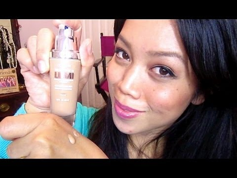 First Impression: NEW Loreal True Match Lumi Healthy Luminous Foundation - itsjudytime
