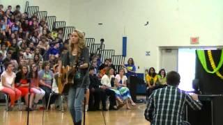 Emily Ann Roberts   Talent Show 2013