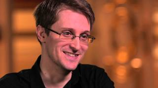 Edward Snowden on Passwords: Last Week Tonight with John Oliver (HBO)